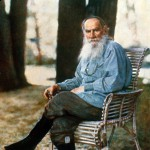 """A jolt from Tolstoy about """"the poor."""""""