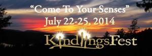 KindlingsFest 2014 : Come to Your Senses! Register Now!